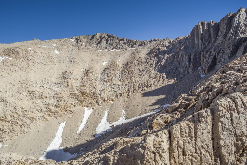 Discovery Pinnacle in Sequoia National Park